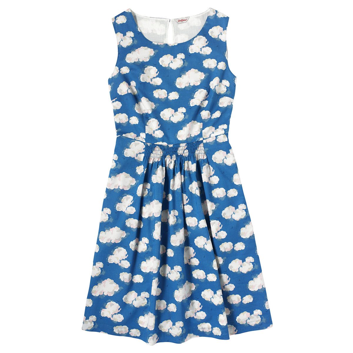 Clouds cotton dress, £60, Cath Kidston