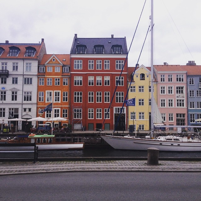 Nyhavn: new favourite place