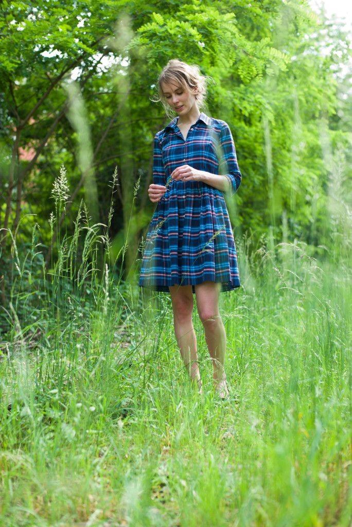 Lisette traveller dress