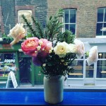 Beautiful flowers made at a pinterestuk workshop with wormlondon thishellip