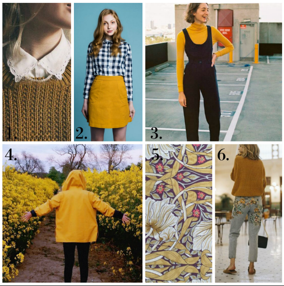 Autumn sewing inspiration And She Made
