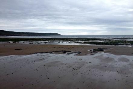 Port Eynon beach, The Gower