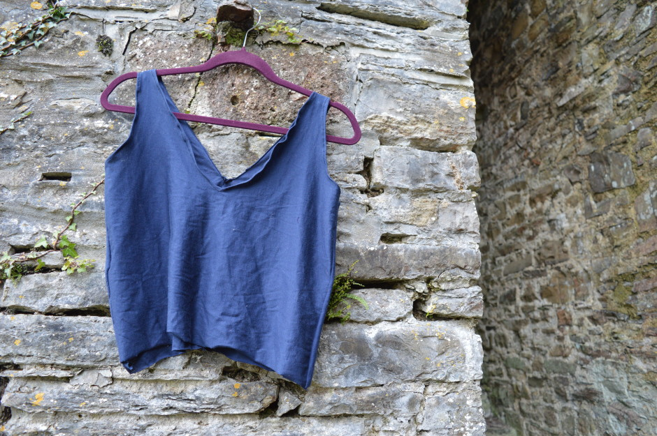 Ballet top And She Made