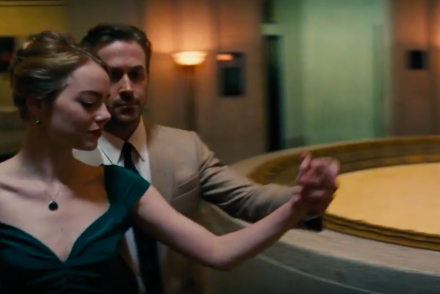 La La Land sewing the costumes And She Made