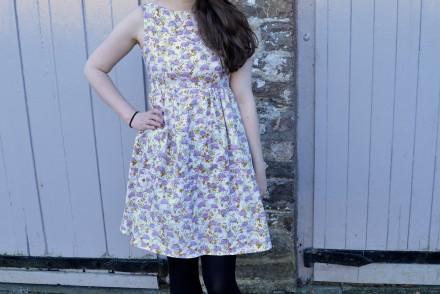 Hedgehog dress And She Made