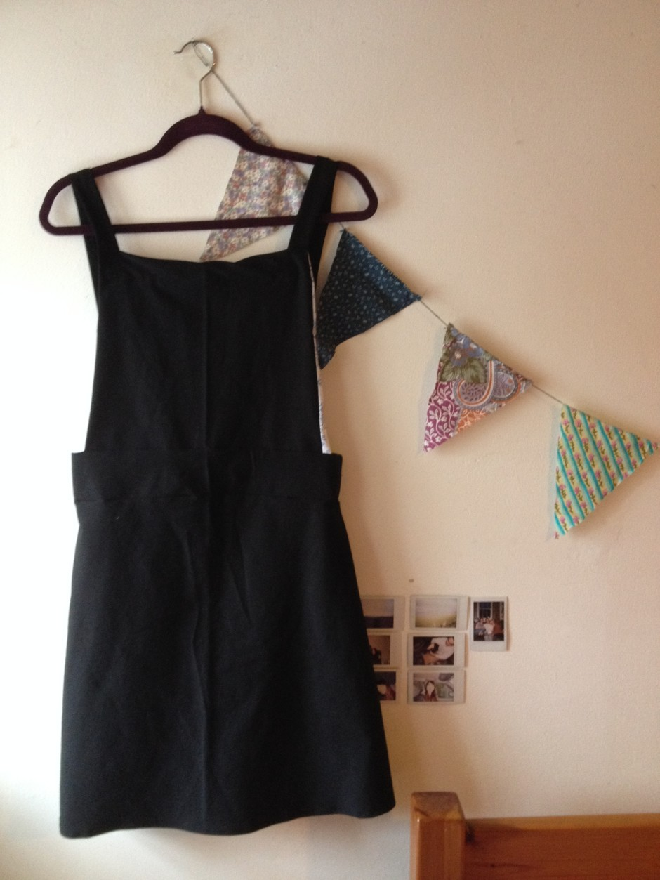 Five of the best dungaree sewing patterns