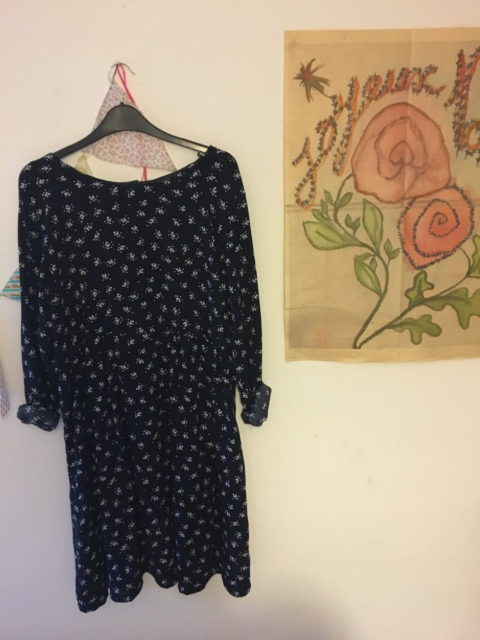 Megan Nielsen Sudley dress hack And She Made