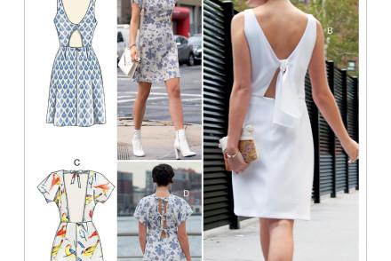 McCalls spring 2018 sewing patterns